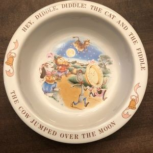 Avon Riddle Collector Bowl